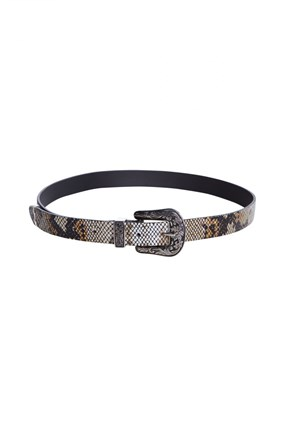 leather-belt-with-snake-pattern