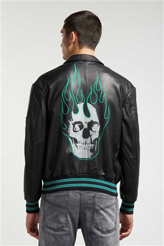 leather-jacket-with-skull-print
