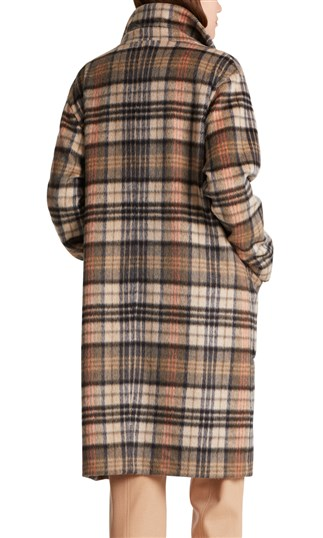 fleece-coat-with-checked-pattern