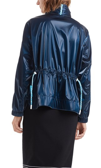 jacket-with-a-foil-coating